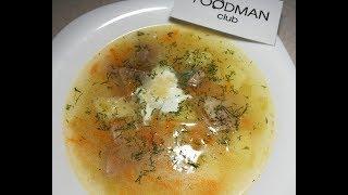 Рассольник с рисом: рецепт от Foodman.club
