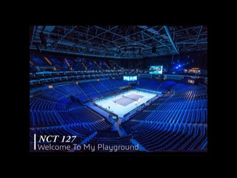 NCT 127 - Welcome To My Playground [Empty Arena]