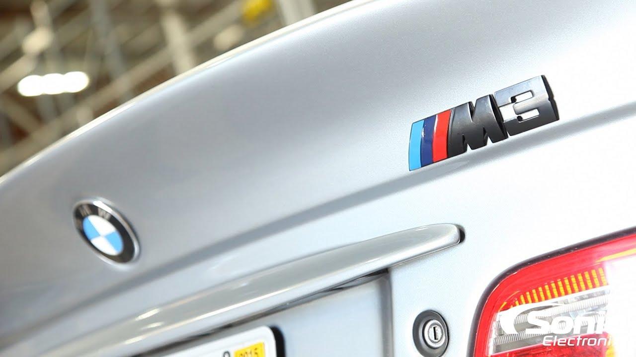 2004 Bmw M3 Door Speaker Install In Depth Procedure Youtube E46 Wiring