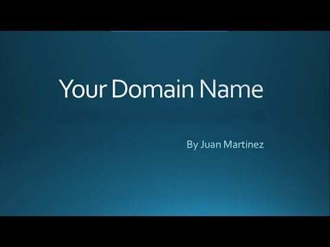 What You Need to Know Before Getting Your Domain Name