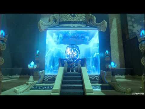 zelda:-breath-of-the-wild:-tah-muhi-shrine:-a-landscape-of-a-stable