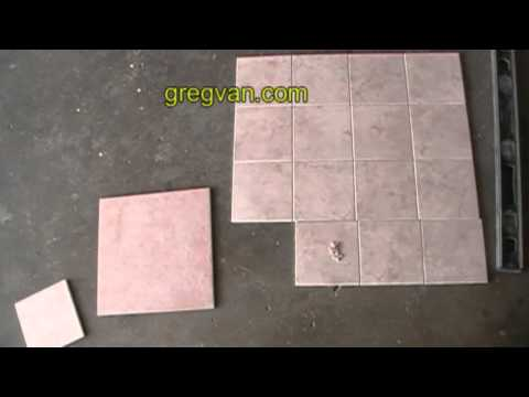 What's the Difference Between a Floor and Wall Ceramic Tile?