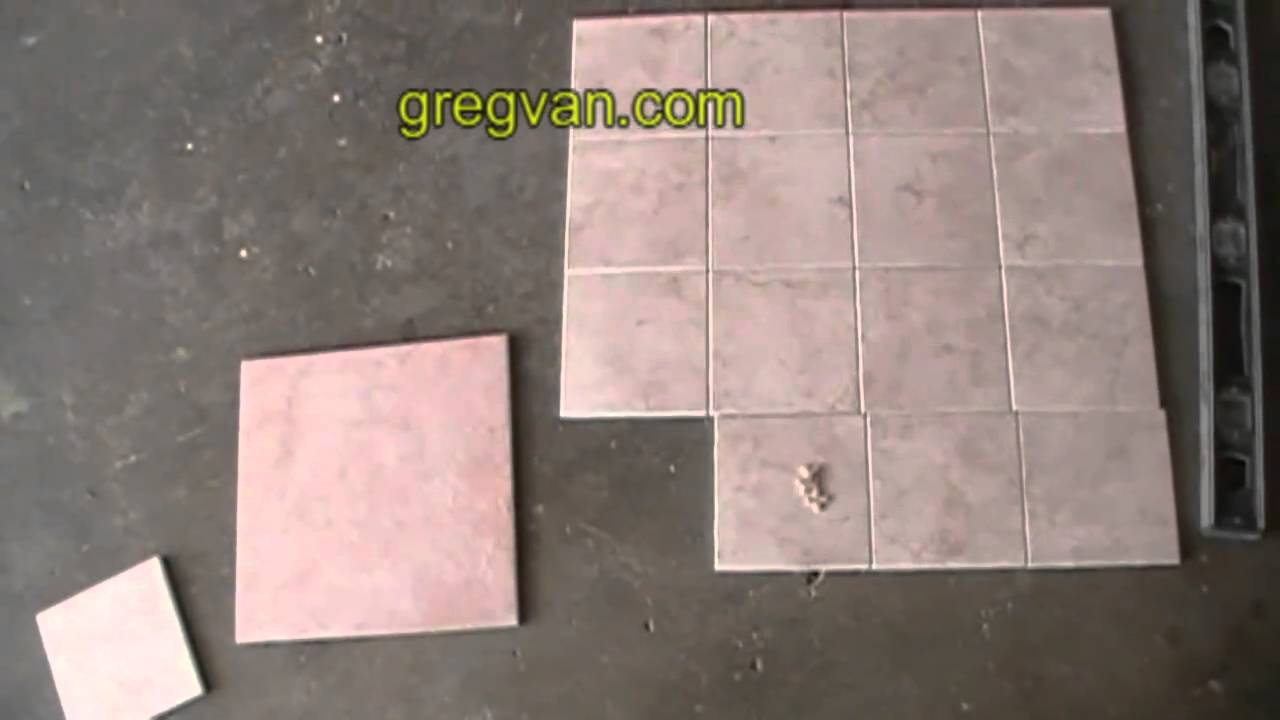 What\'s the Difference Between a Floor and Wall Ceramic Tile? - YouTube