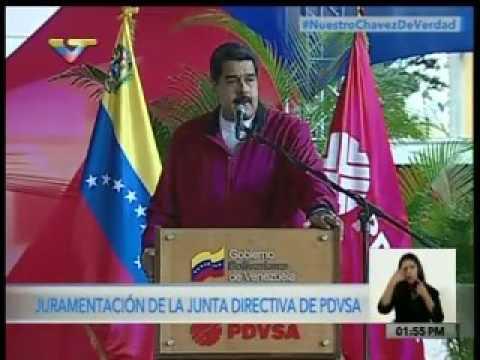 Nicolás Maduro se pronunció sobre Ramos Allup
