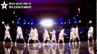 Twist & Pulse Dance Company -- Britain
