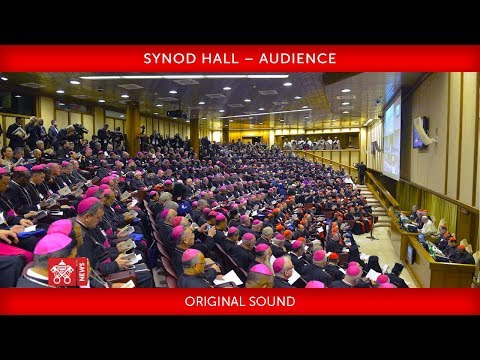 Pope Francis - Audience 2019-04-11