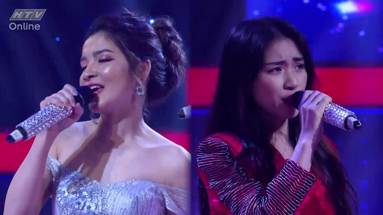 image Hòa Minzy rơi nước mắt khi song ca cùng thí sinh | HTV GIỌNG ẢI GIỌNG AI| MÙA 3|GAGA #1