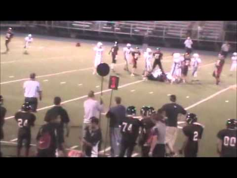 David Logan #22 Football 2011 Season