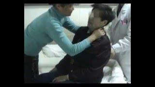 MND 2 1 Mrs. Li-Motor Neuron Disease (ALS, Female, 61 years old)-2006 - Before Treatment