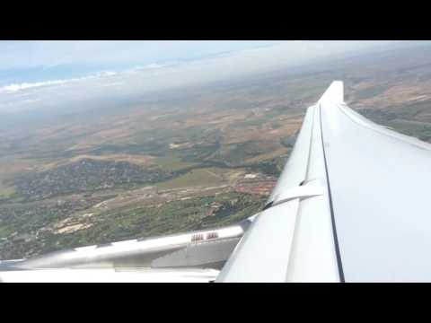 Iberia a330-200 Madrid to Guatemala (MAD) to (MGGT)
