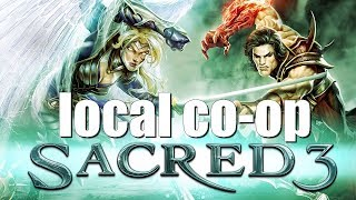 Sacred 3 - local co-op (PC)