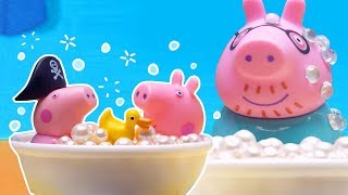 Peppa Pig Official Channel | Peppa Pig Stop Motion: Peppa Pig's Adventure in Her Wooden House
