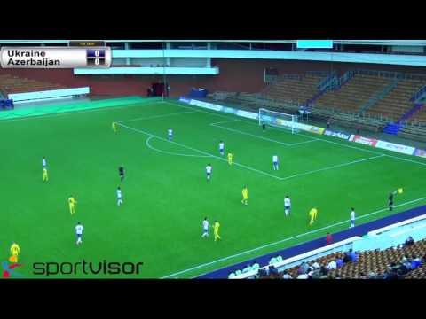 Ukraine - Azerbaijan 1st half