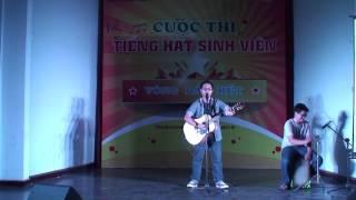 [KHTNFES2015 - THSV]  Tấm khăn khô ướt - Nguyễn Phạm Duy Bảo | Vòng Bán Kết