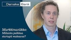 Markkinaviikko: Startupien maksama keskipalkka ja työmäärät Suomessa