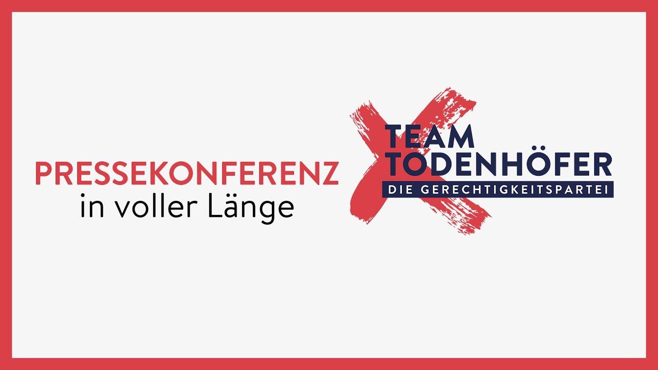 Unsere Vision für ein besseres Deutschland | PRESSEKONFERENZ IN VOLLER LÄNGE