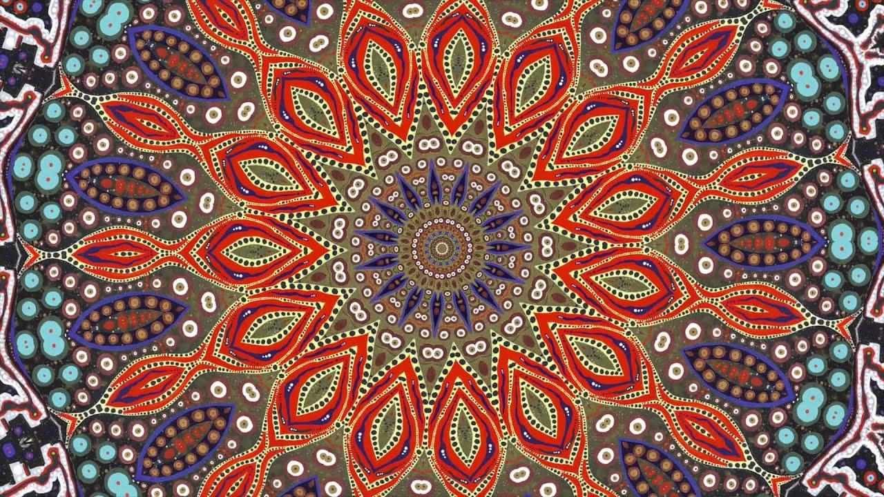 Microsoft Wallpaper Fall Relaxing Meditation Mandala Fire Youtube