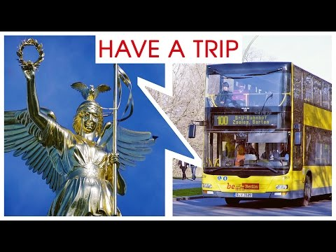 Sightseeing Berlin: Bus 100 - Your FREE city tour - visitBerlin