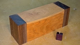 ф Make It - Secret Compartment Box