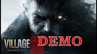 Resident Evill Village - Demo