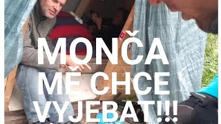 Psychopat vs Mončo už se konečně přiznej!!!