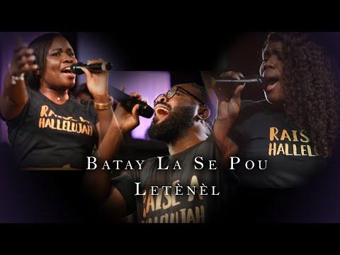 Download Batay La Se Pou Letènèl   Oddy, Laderne & Redline