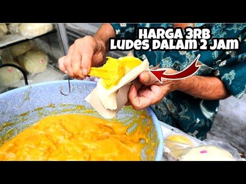 viral-!!!-2-jam-ludes-harganya-cuma-3rb---roti-kukus-srikaya---indonesian-street-food