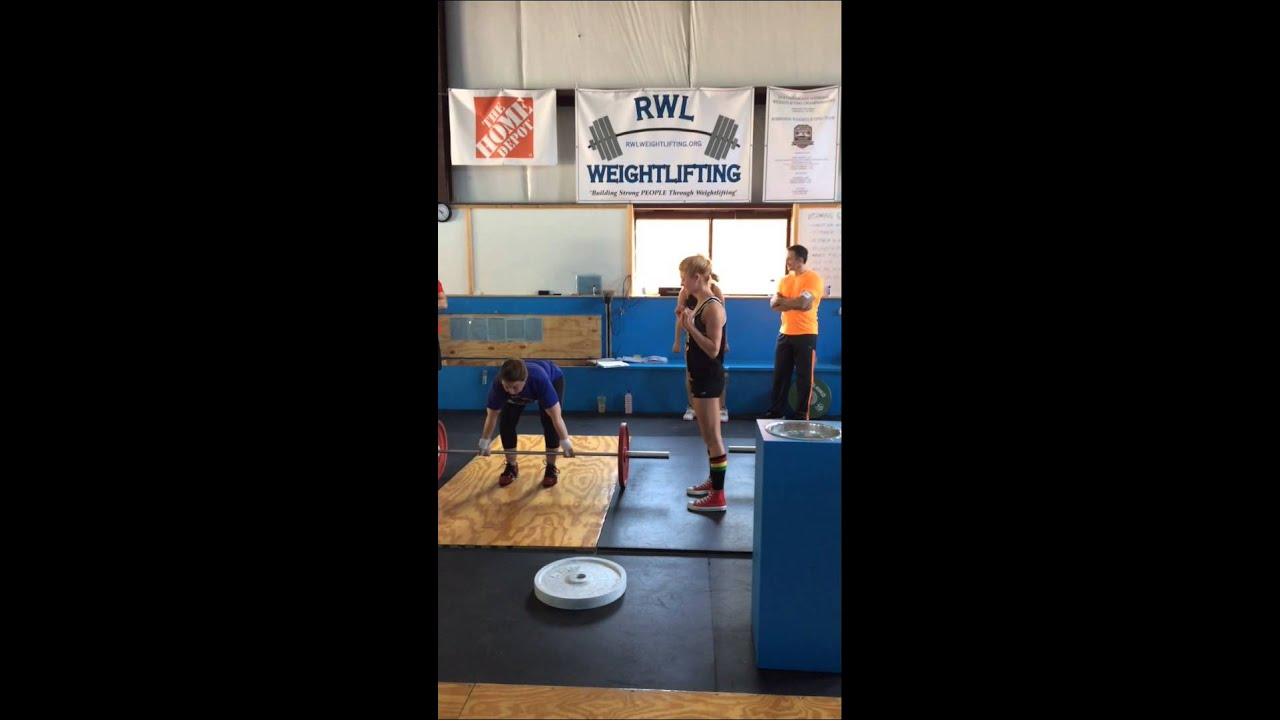 Usa Weightlifting Level 1 Certification Rwl Weightlifting Inc