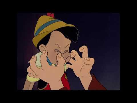 Pinocchio(1940) - Pinocchio and Lampwick transform into donkeys   Thông tin phim tổng hợp 1
