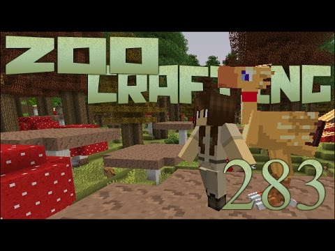 Horses, Pirates, and Fungi Forests?! 🐘 Zoo Crafting Special!Episode #283 [Zoocast]