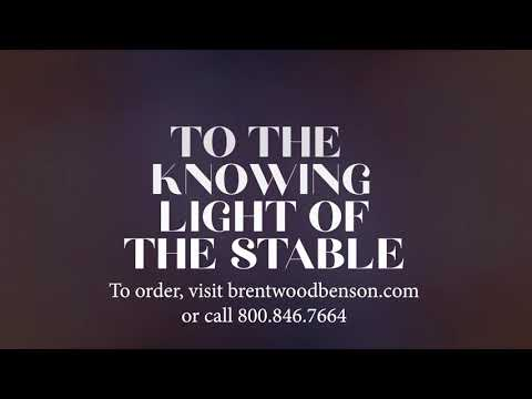 Light Of The Stable With Angels We Have Heard On High (Lyric Video)