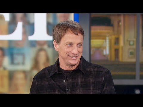 Watch Tony Hawk Reveal How He Got Into the 'Vanity Fair' Oscars Party (Exclusive)