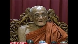Sri Lanka's religious leaders speak out on current situation (English)