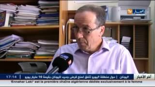 الدكتور جمال فورار..على المواطنين الإكثار من شرب الماء و تجنب الخروج في الحر