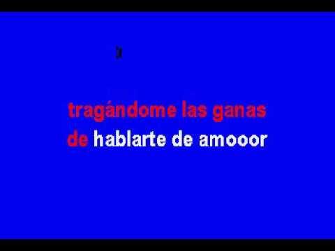 El Chapo de Sinaloa   Si te llame Karaoke