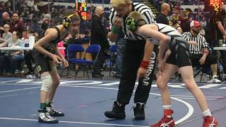 DavenLockwood final match states 2017