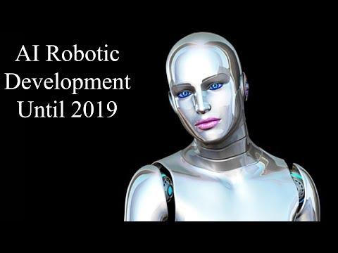 AI Robotics Development Until 2019 - Best Speedy Machine Learning Robots Creations Ep. 5