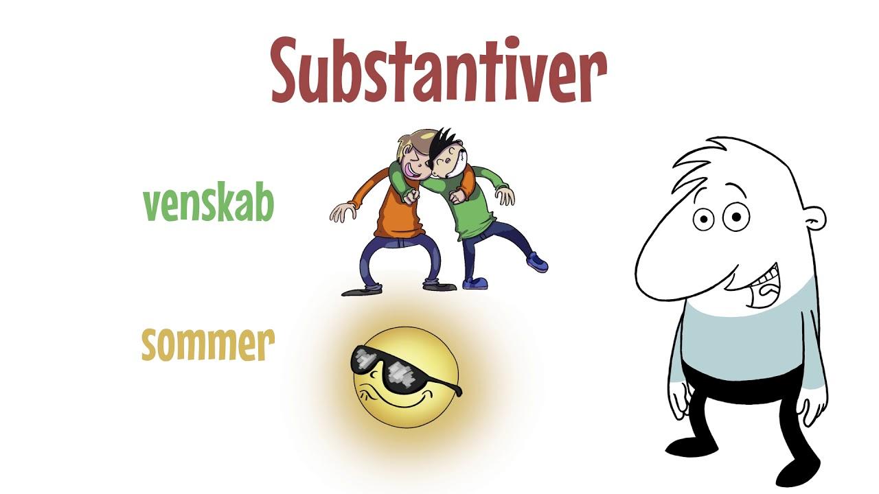 Grammatip.com - DSF - Substantiver: Bestemt ental