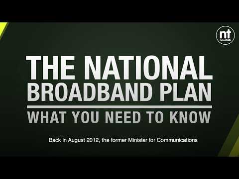 The National Broadband Plan: What You Need To Know