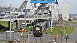 Abschied von der Eisenbahnfähre Puttgarden-Rødby