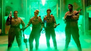 Ghostbusters - Filmtrailer