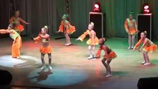 Детские танцы - Веселая песенка, Свинка Пеппа.