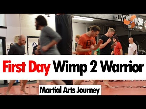 First Day Wimp 2 Warrior - Intensive MMA Training • Martial Arts Journey