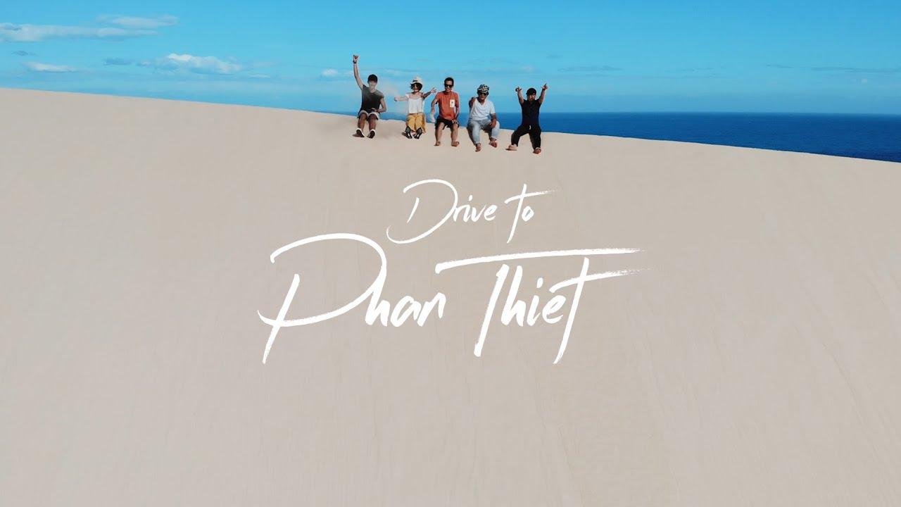 Drive to Phan Thiet // ft. Mercedes-Benz Vietnam