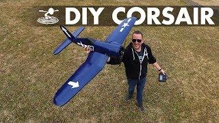 You can build this! | DIY Corsair Warbird!