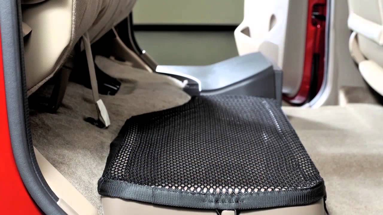 2016 Nissan Frontier Folding The Rear Bench Jump Seats