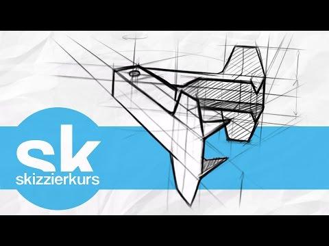 SKIZZIERKURS SEM2 - 01 Heftklammerentferner