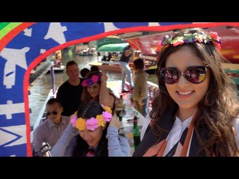 Mexico City Vlog (Ciudad De Mexico)