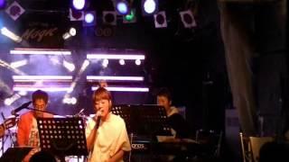 2013年9月22日 四谷LIVE inn MAGIC 行きたいところ~双曲線~体温.