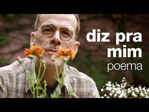 Nando Reis - Diz Pra Mim poema